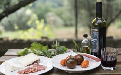 Notez les bonnes recettes avec du vin