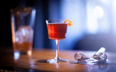 Différents cocktails à base de cognac
