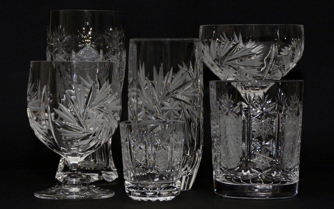Penser à boire du Whisky dans un verre à whisky en Crystal.